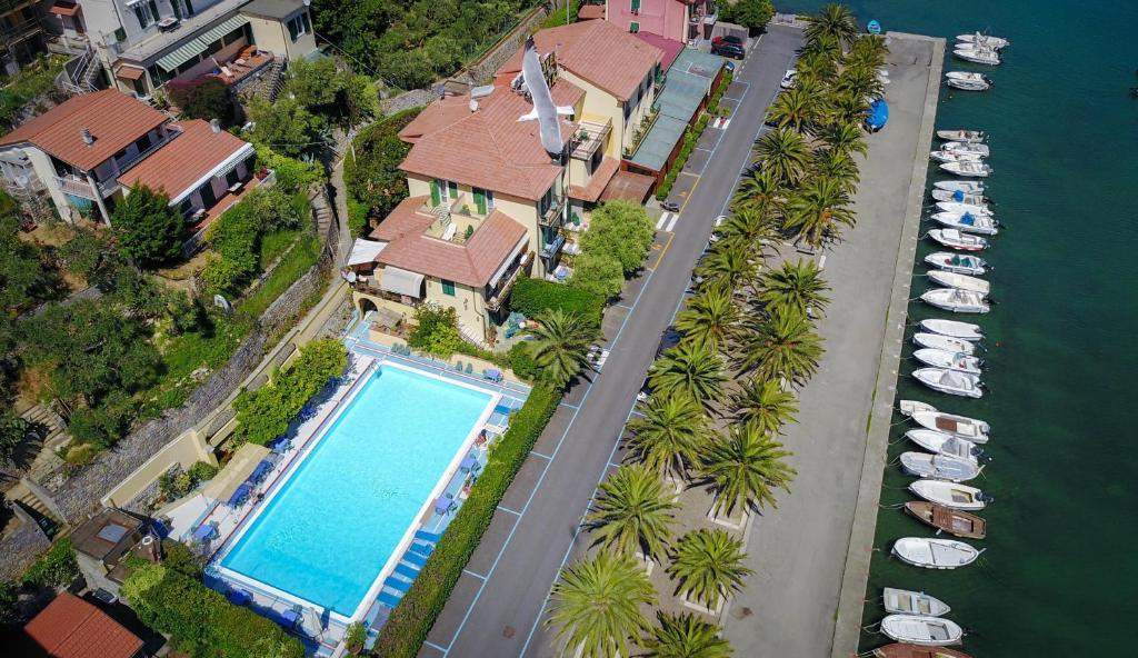 Hotel Della Baia, Portovenere, Italy - Booking.com