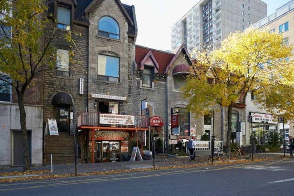 Apartment Furnished studio concordia, Montreal, Canada ...