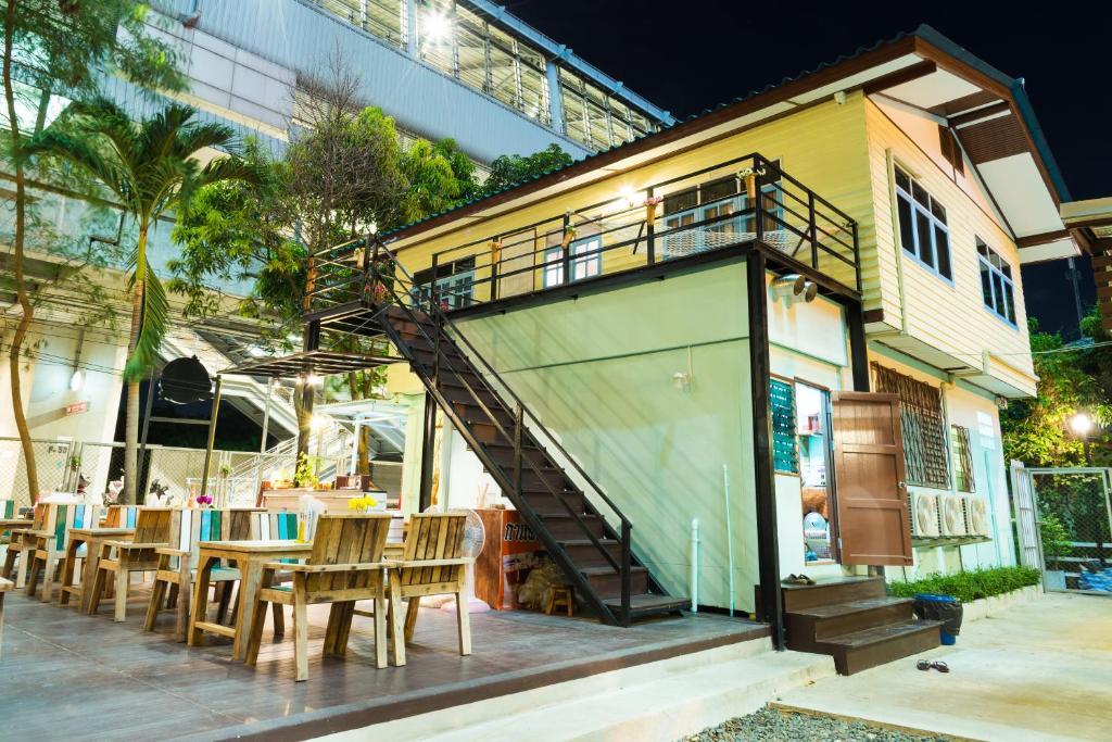 Nty Hostel Near Suvarnabhumi Airpt Bangkok Thailand Booking Com