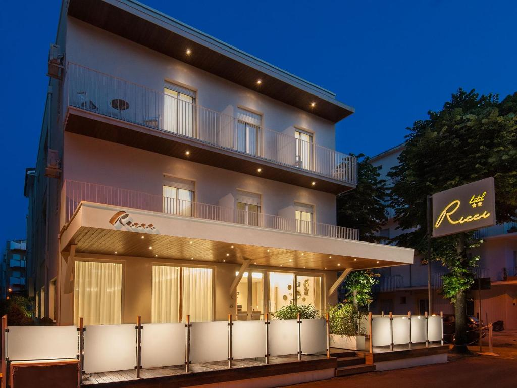 Hotel Ricci, Rimini – Prezzi aggiornati per il 2018