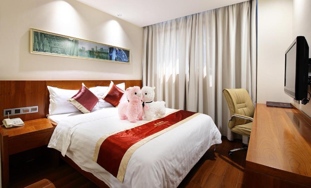 haizhu hotel guangzhou china booking com rh booking com