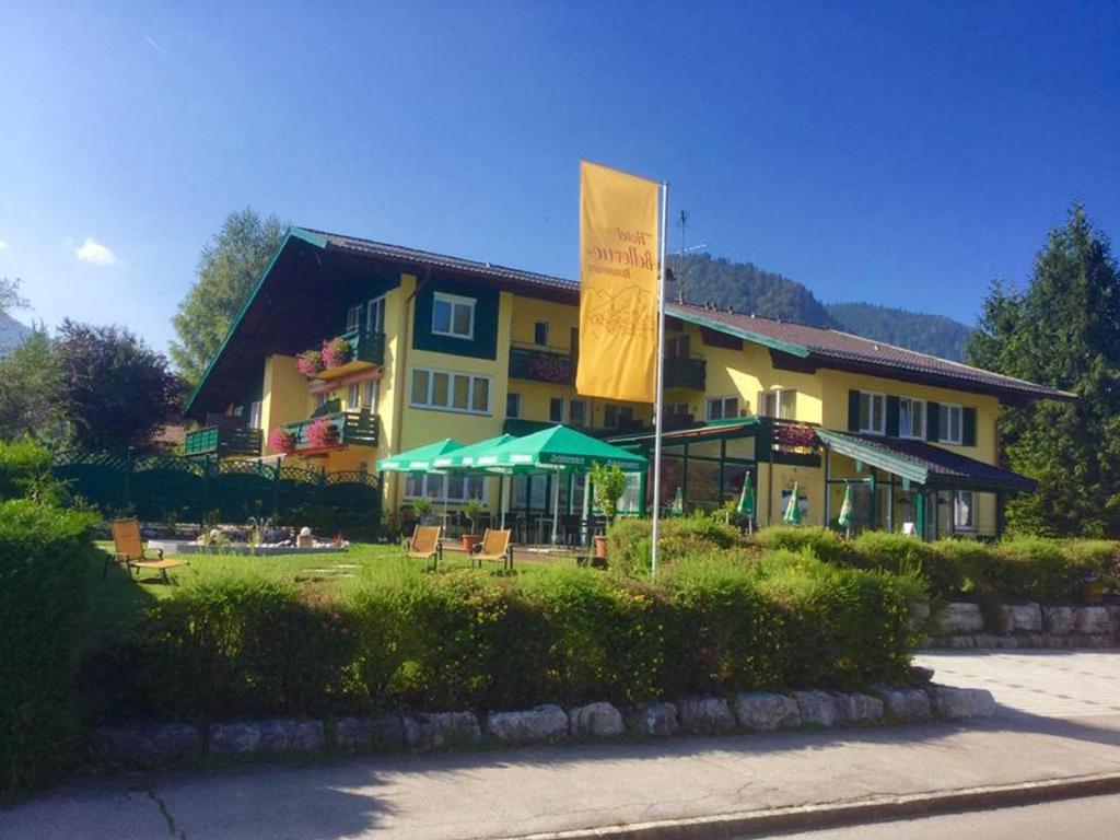 Hotel-Restaurant Bellevue, Ruhpolding, Germany - Booking.com