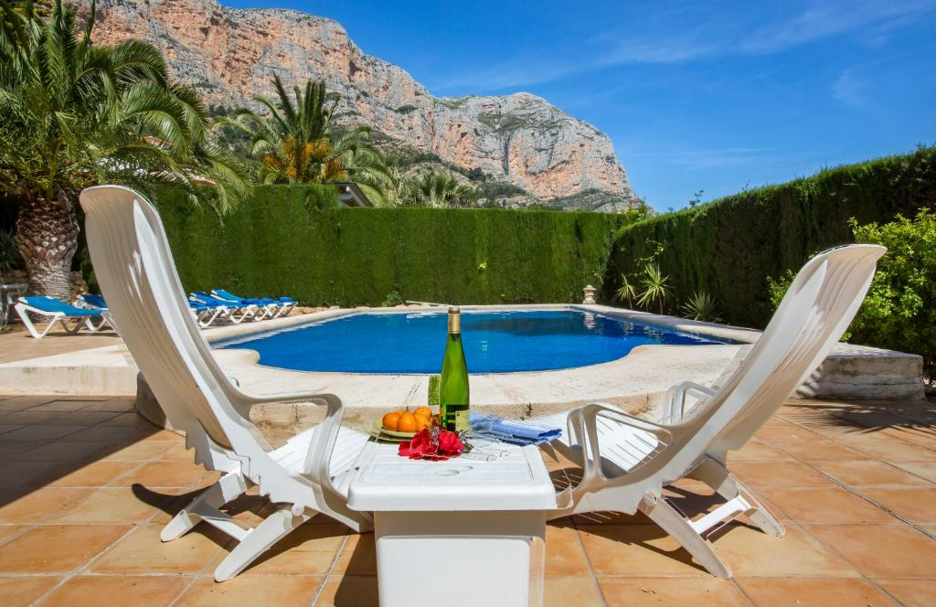 Vacation Home El Hayuco Javea Spain Booking Com