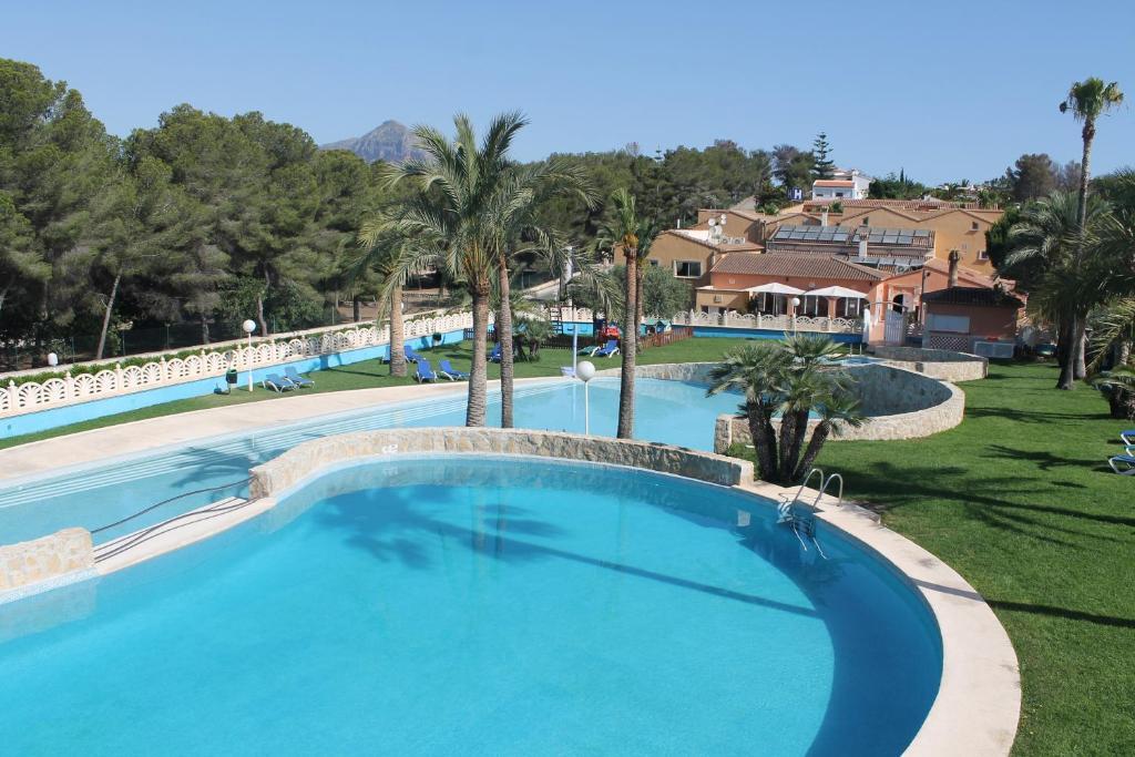 Aparthotel Bahia Pinosol Javea Spain Booking Com