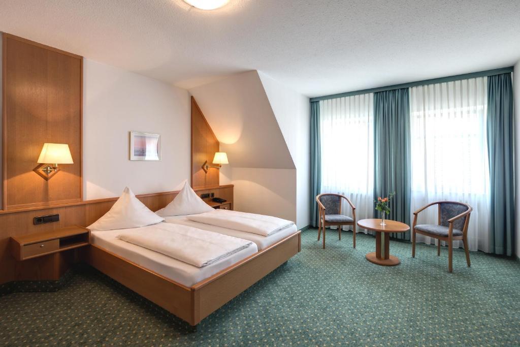 Hotel Gästehaus Alte Münze Bad Mergentheim Tarifs 2018