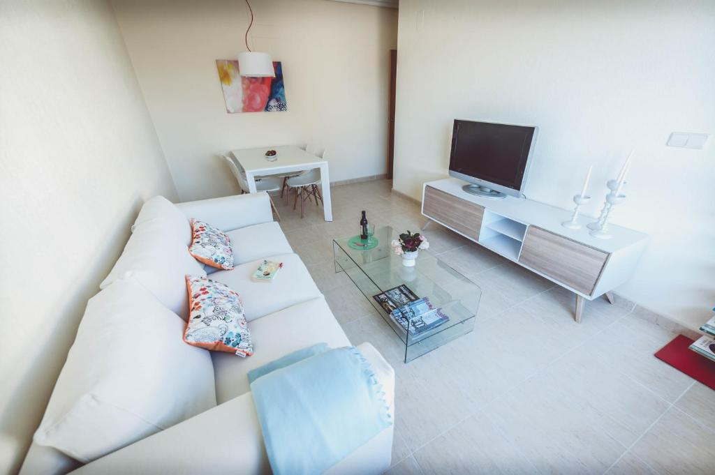 Apartments In La Zarza Murcia