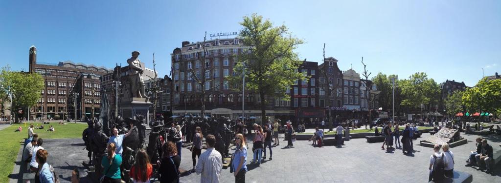 レンブラント スクエア ホテル(Rembrandt Square Hotel)