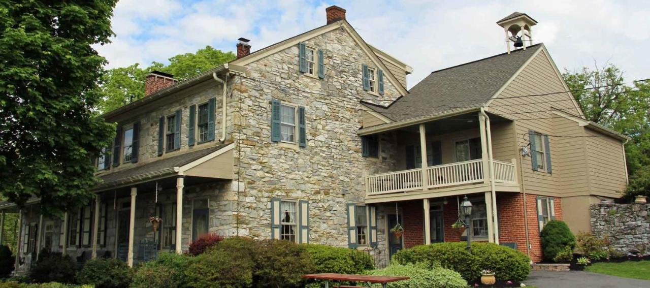 Bed And Breakfasts In Campbelltown Pennsylvania
