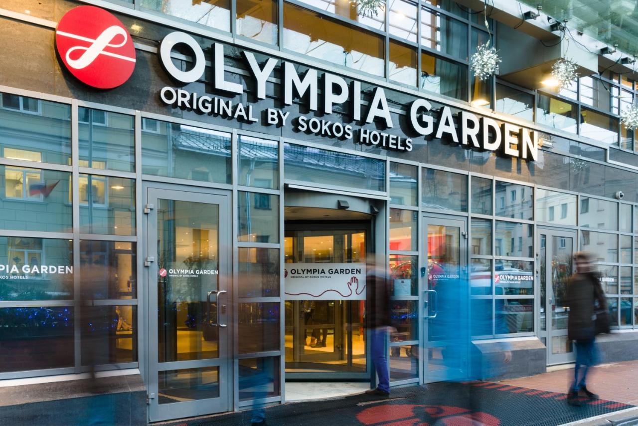 olympia garden hotel saint petersburg
