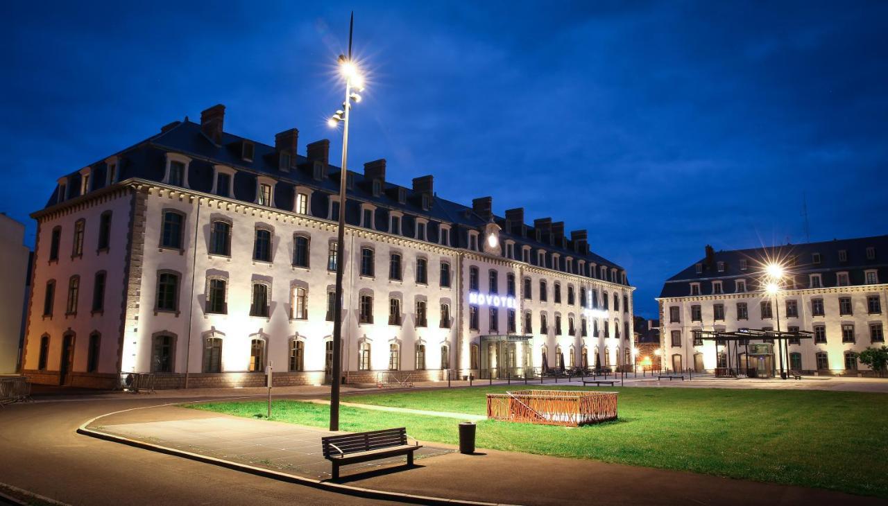 Novotel Saint Brieuc Centre Gare, Saint-Brieuc, France - Booking.com