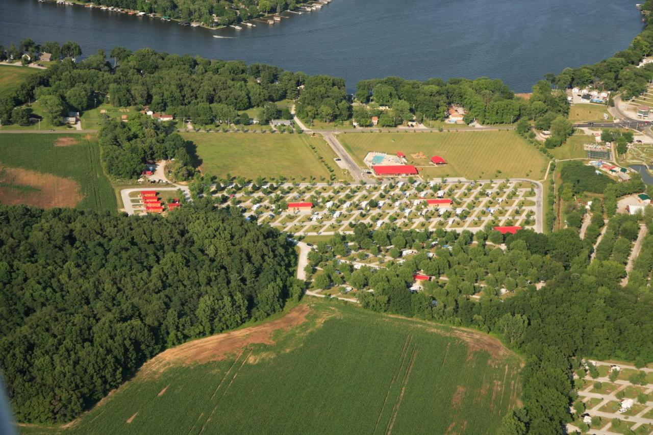IB Crow Campground and RV Resort, Monticello, IN - Booking com