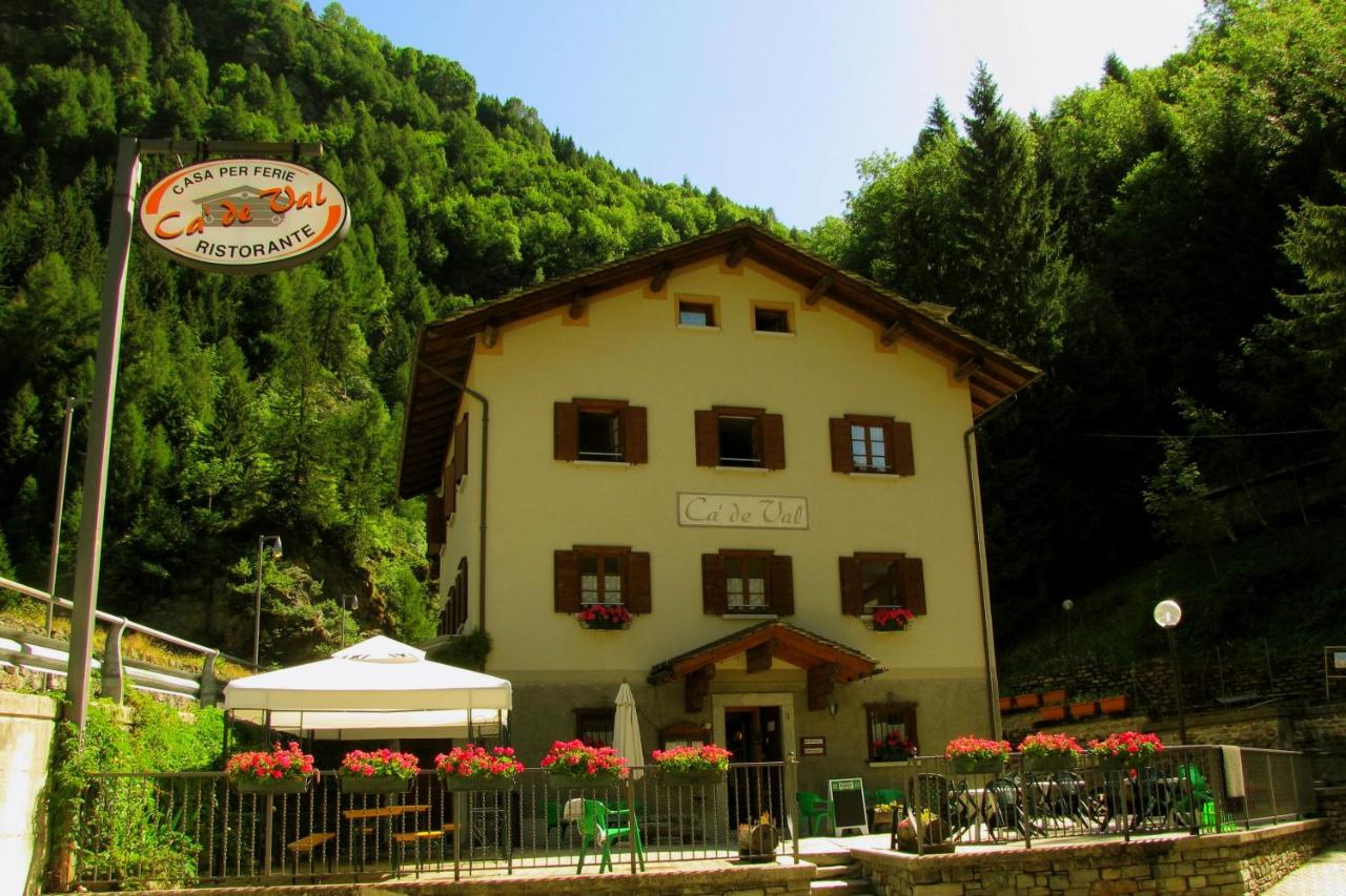 Bed And Breakfasts In Alpe Di Bondeno Lombardy