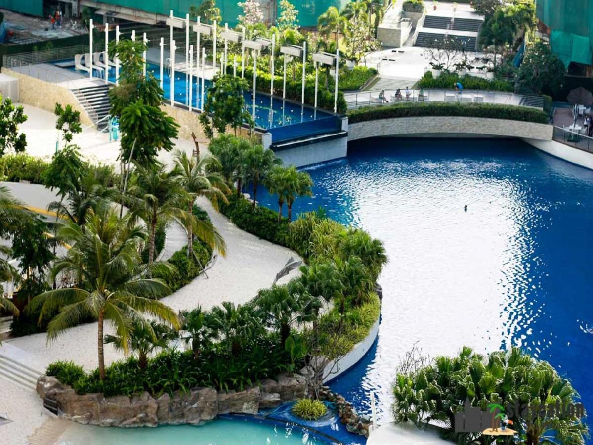 Azure Resort Residences Staycation Manila Philippines Booking Com
