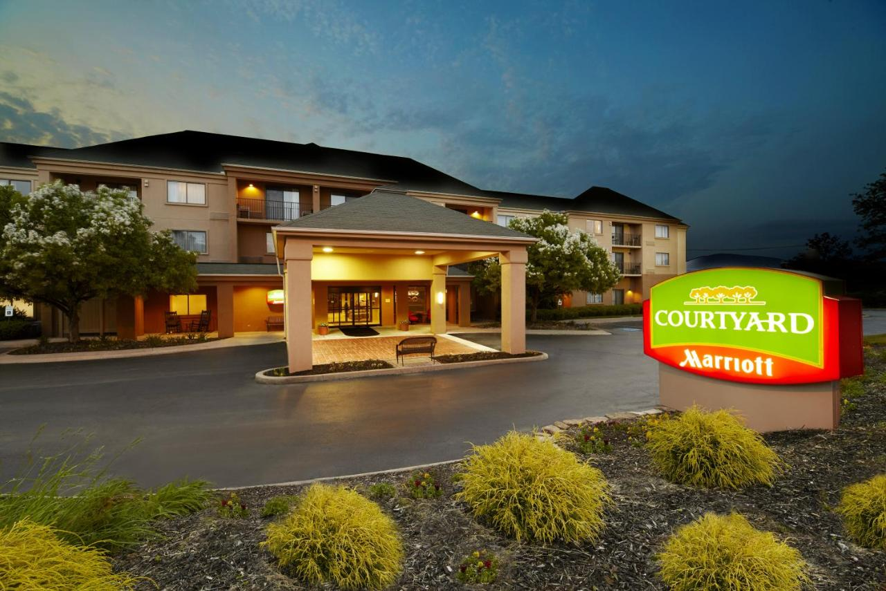 Hotel Courtyard by Marriott State College, PA - Booking.com