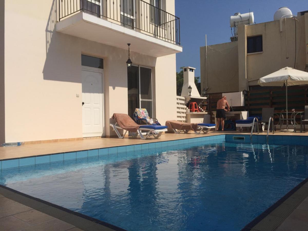 Papantonia Hotel Apartments (Cyprus, Protaras). Holidays in Cyprus 54