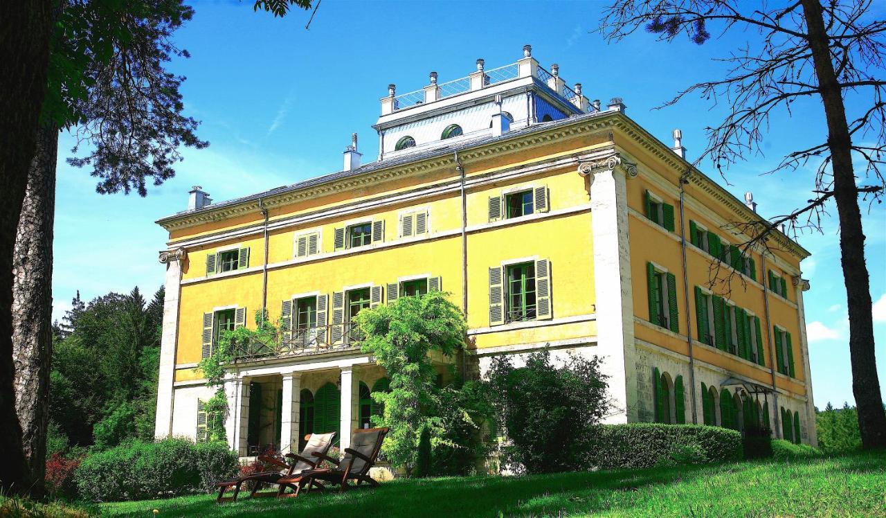 Guest Houses In Pont-de-poitte Franche-comté
