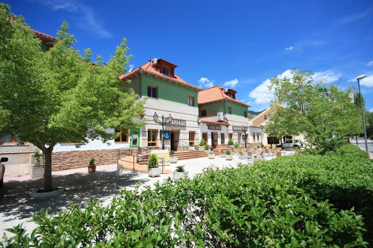 Hotels In Arroyo Frio Andalucía