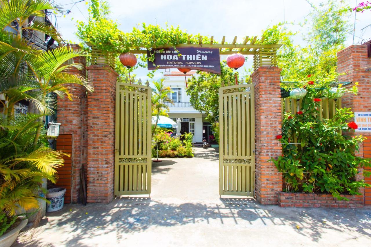 natural flower homestay, hoi an, vietnam - booking