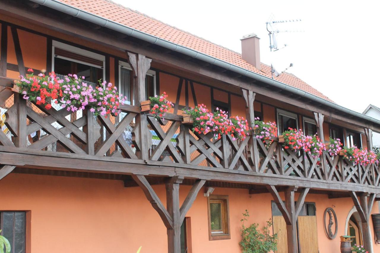 Bed And Breakfasts In Rathsamhausen Alsace
