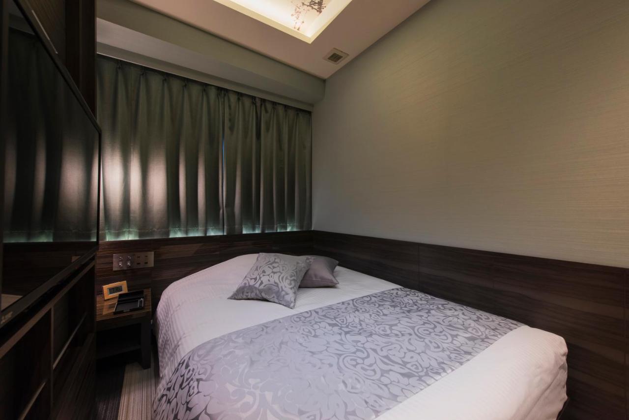 ホテル庵築地の部屋