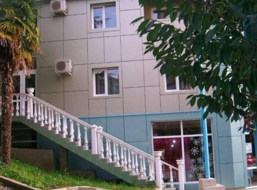 Гостиница орхидея лазаревское
