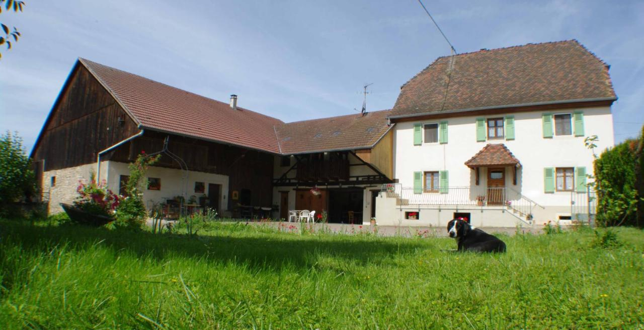 Bed And Breakfasts In Saint-bernard Alsace