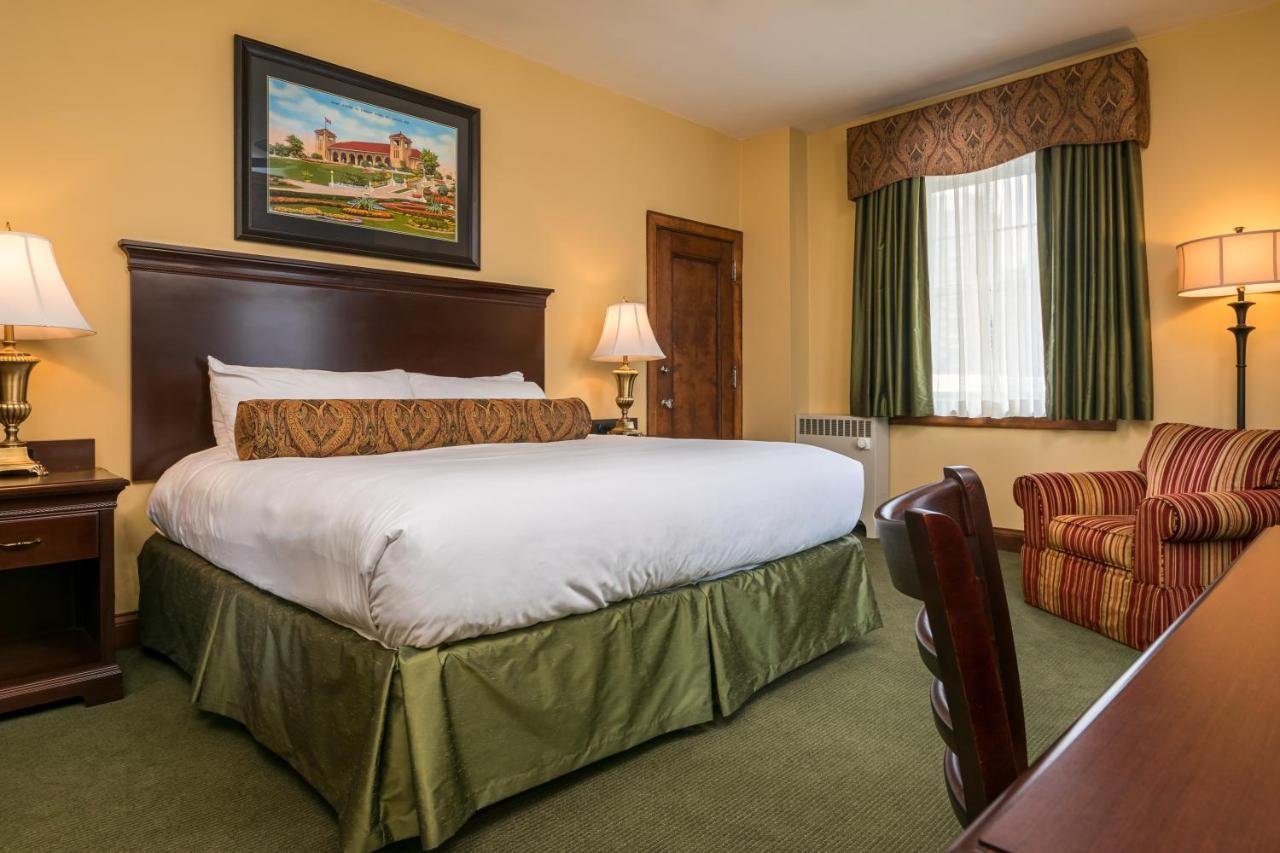 Hotels In Saint Louis Missouri