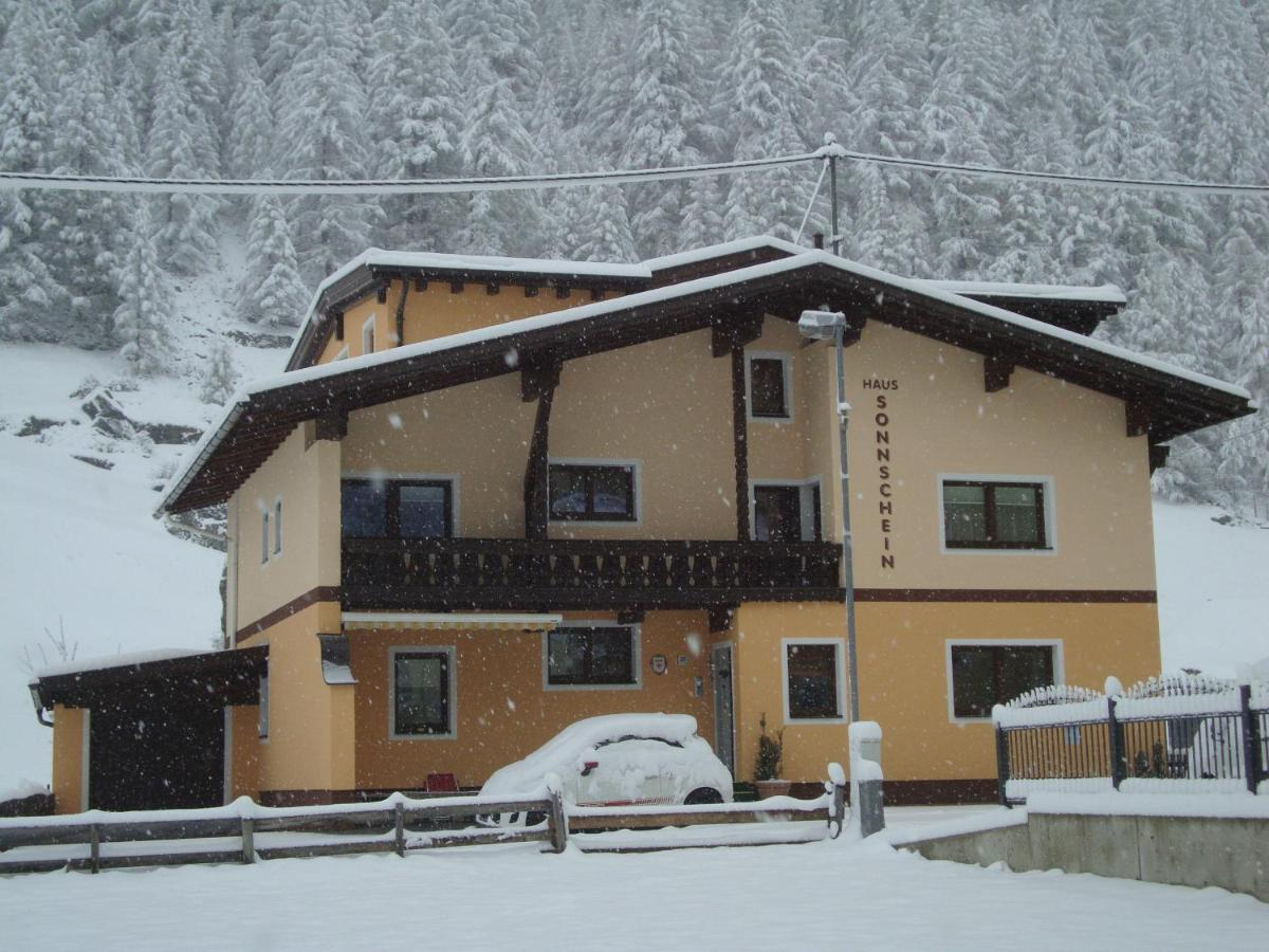 Bed and Breakfast Haus Sonnschein, Sölden, Austria - Booking.com