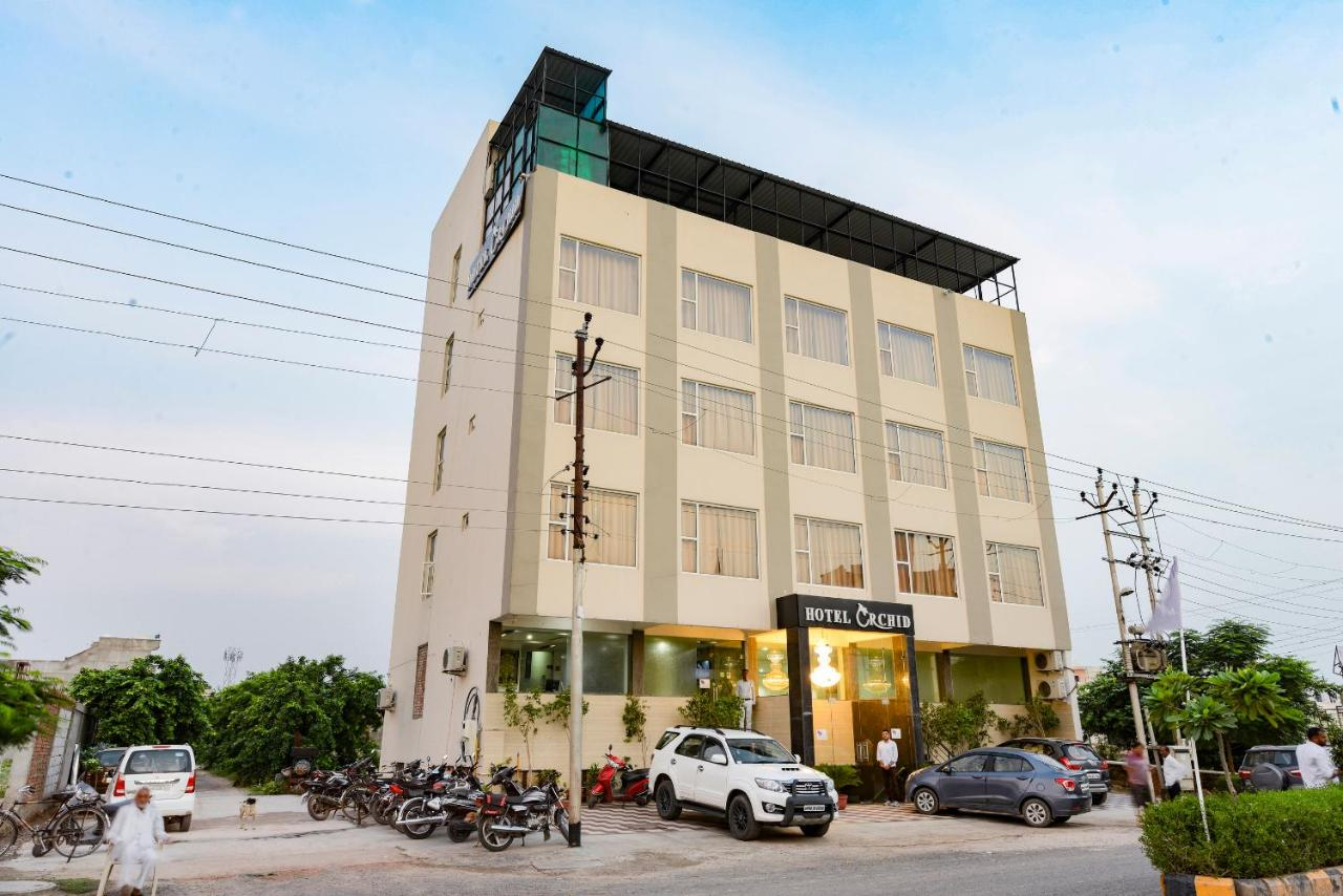 Ajay International Hotel Hotel Orchid Agra India Bookingcom