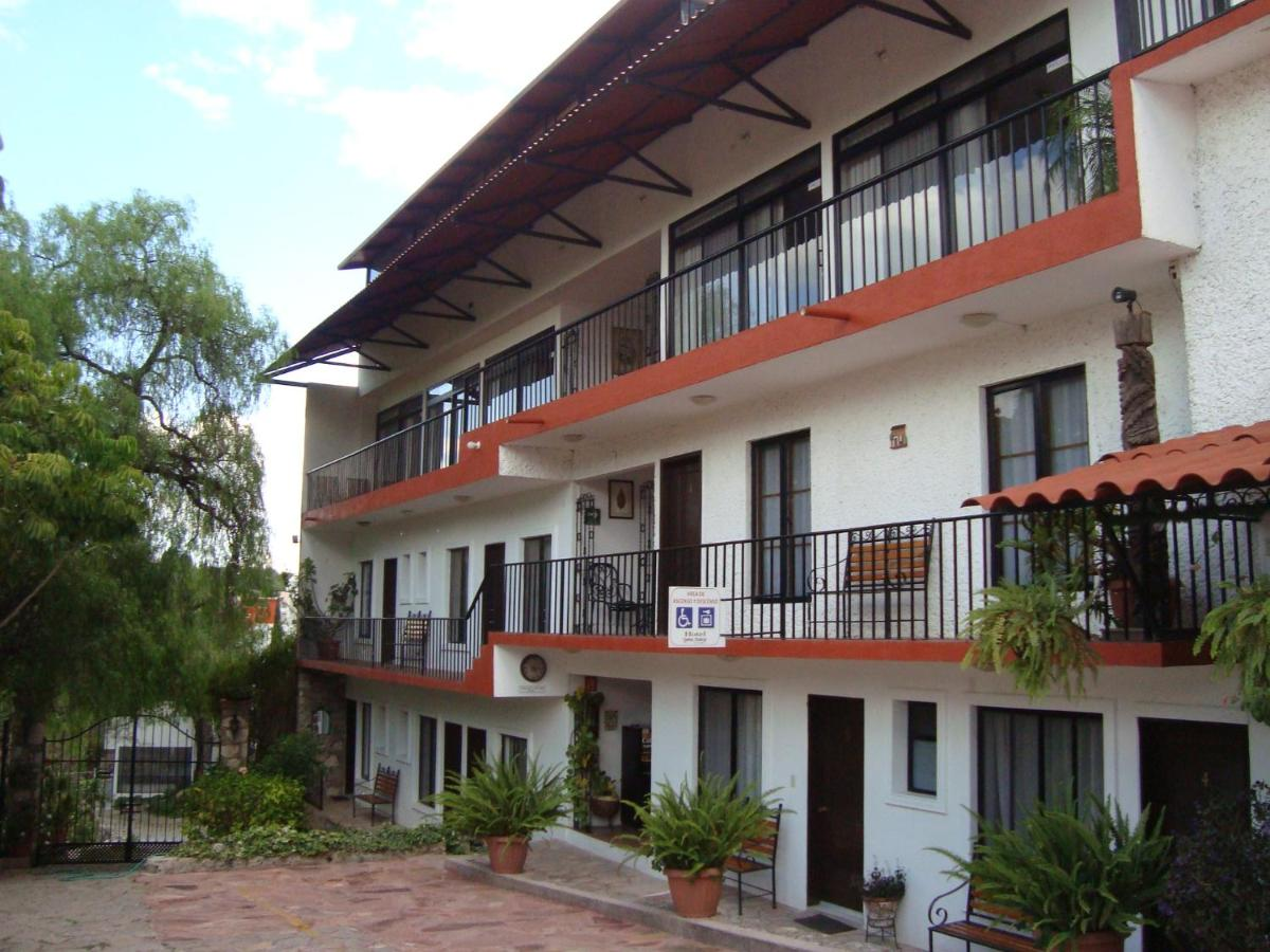 Hotels In Bernal Querétaro