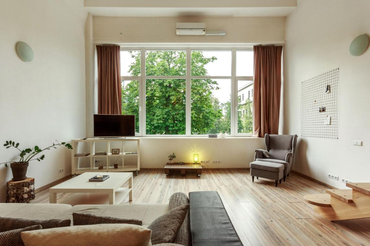 Apartment modern spacious loft close to old town vilnius lithuania booking com