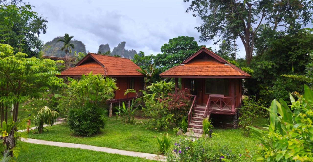 Resorts In Khao Sok Surat Thani Province