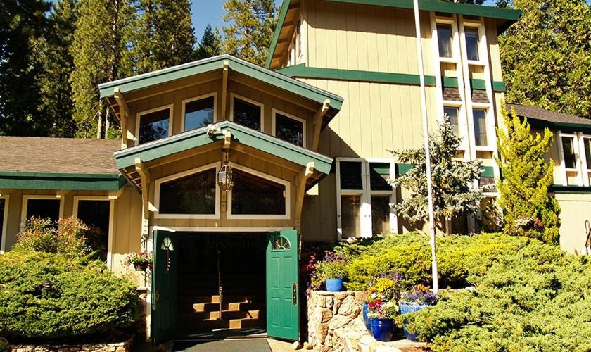 Resorts In Long Barn California