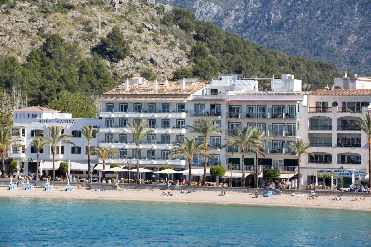 Hotels In Puerto De Sóller Majorca