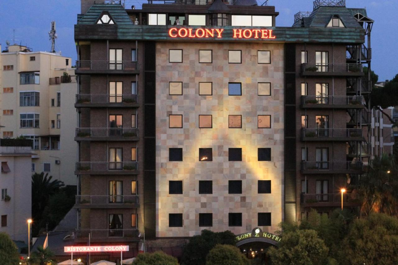Image result for colony hotel rome