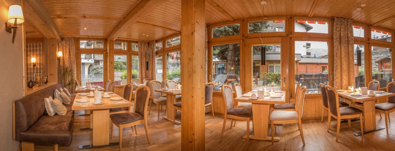 cheminee zermatt restaurant