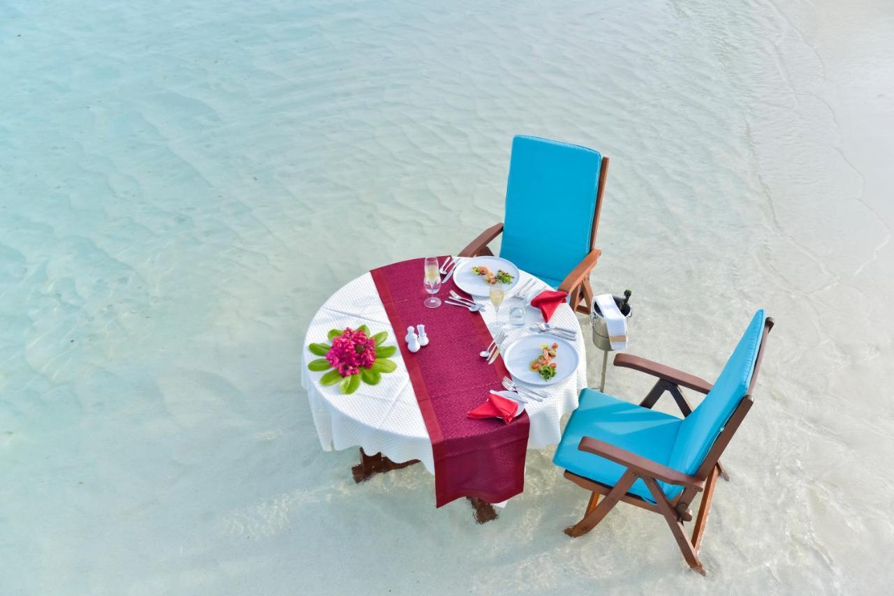 Парадайз Айленд - романтический ужин на пляже