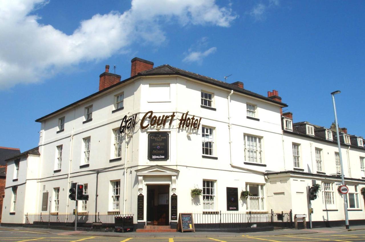 Hotels In Rolleston Staffordshire