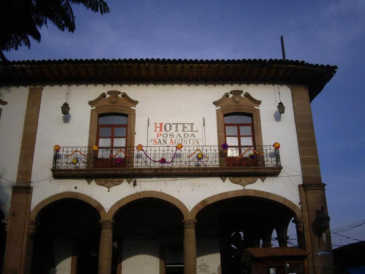 Guest Houses In Santa Fe De La Laguna Michoacan