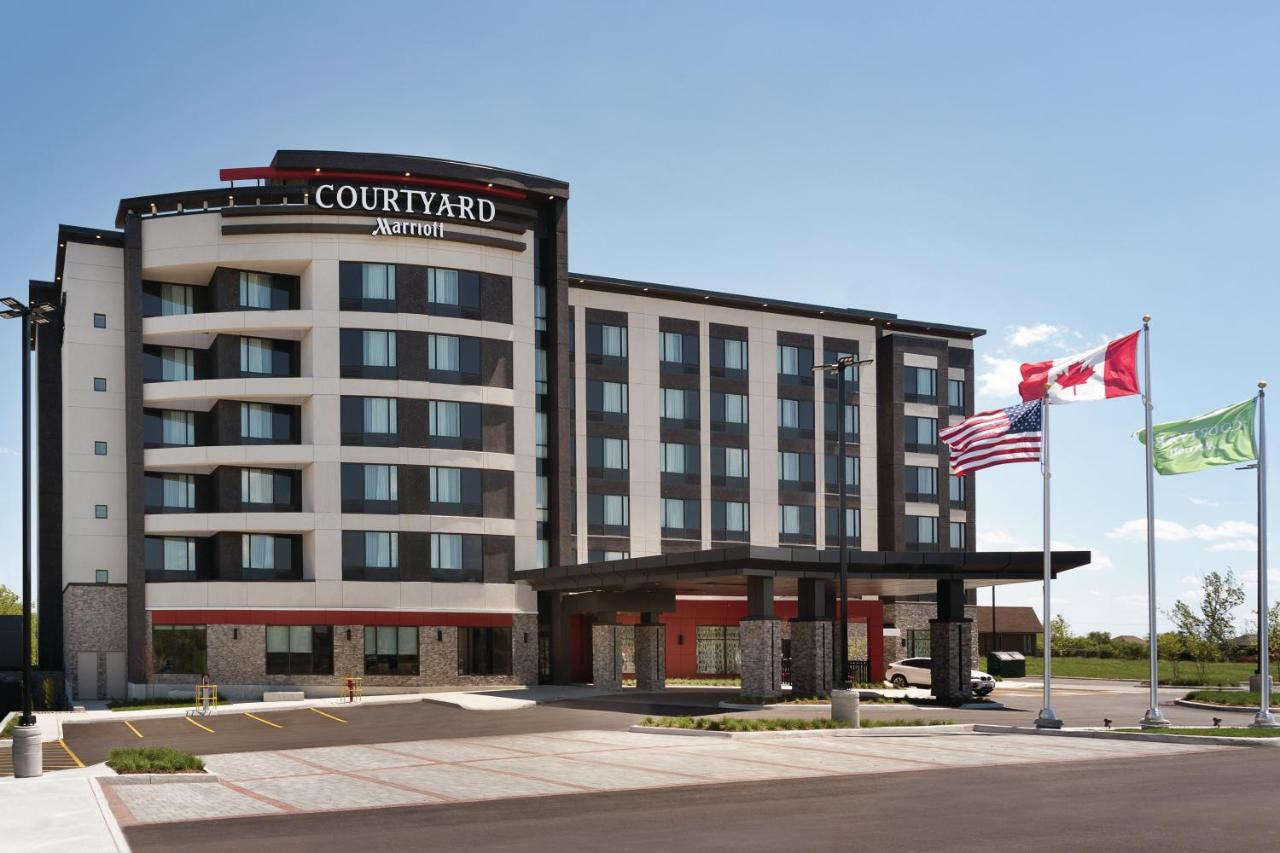 Hotel Courtyard by Marriott Toronto (Kanada Mississauga) - Booking.com