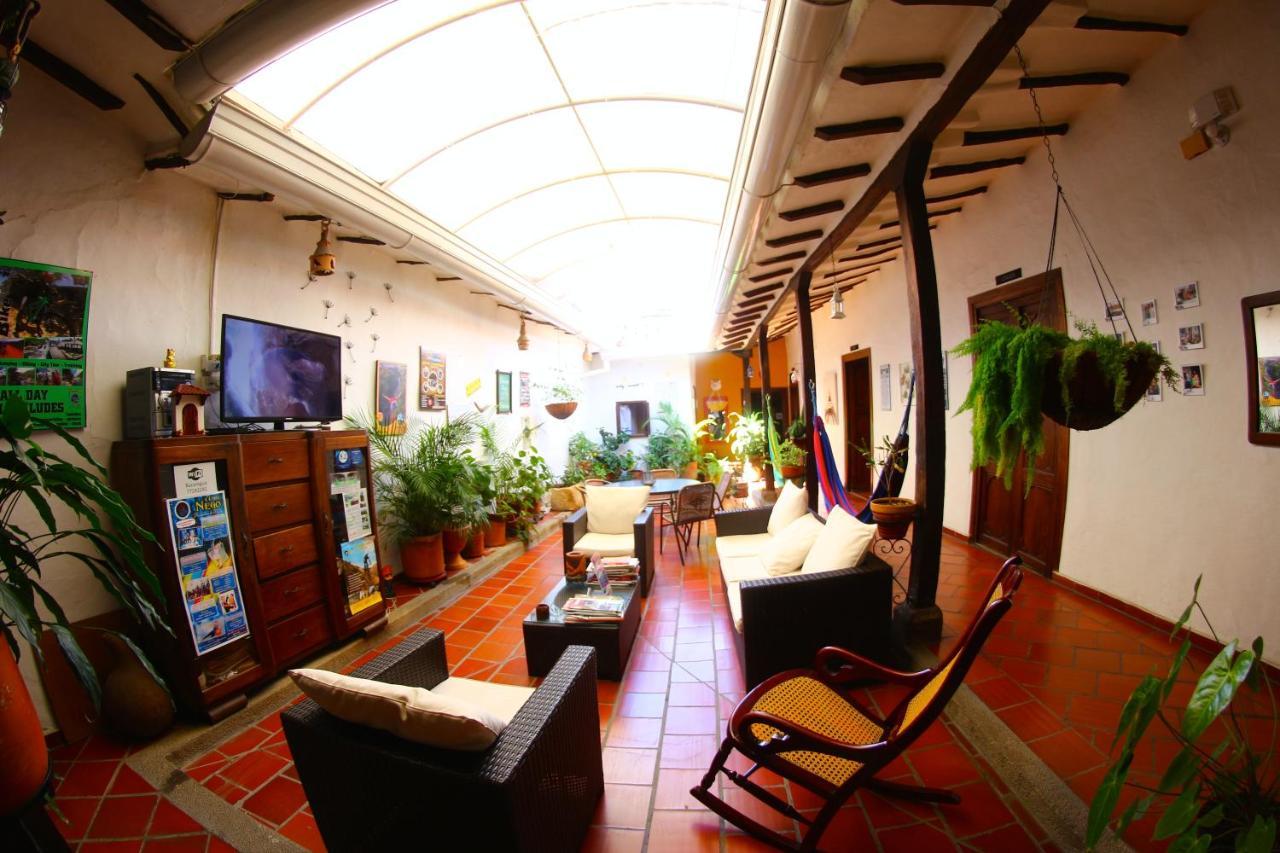 Hostels In Páramo Santander