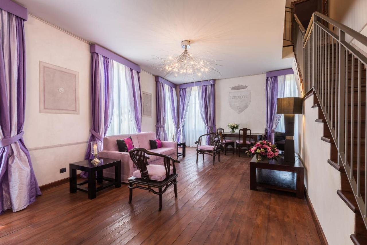 Prenota online Castello di Pontebosio Luxury Resort