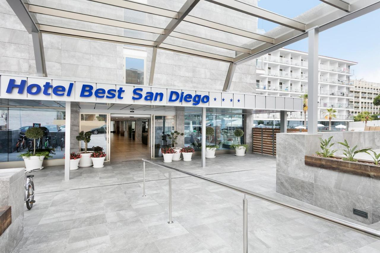 Hotel Best San Diego (Spanien Salou) - Booking.com