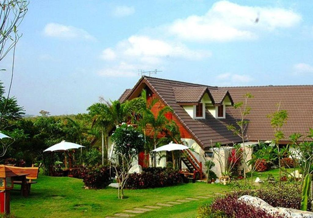 Resorts In Pong Talong Nakhon Ratchasima Province