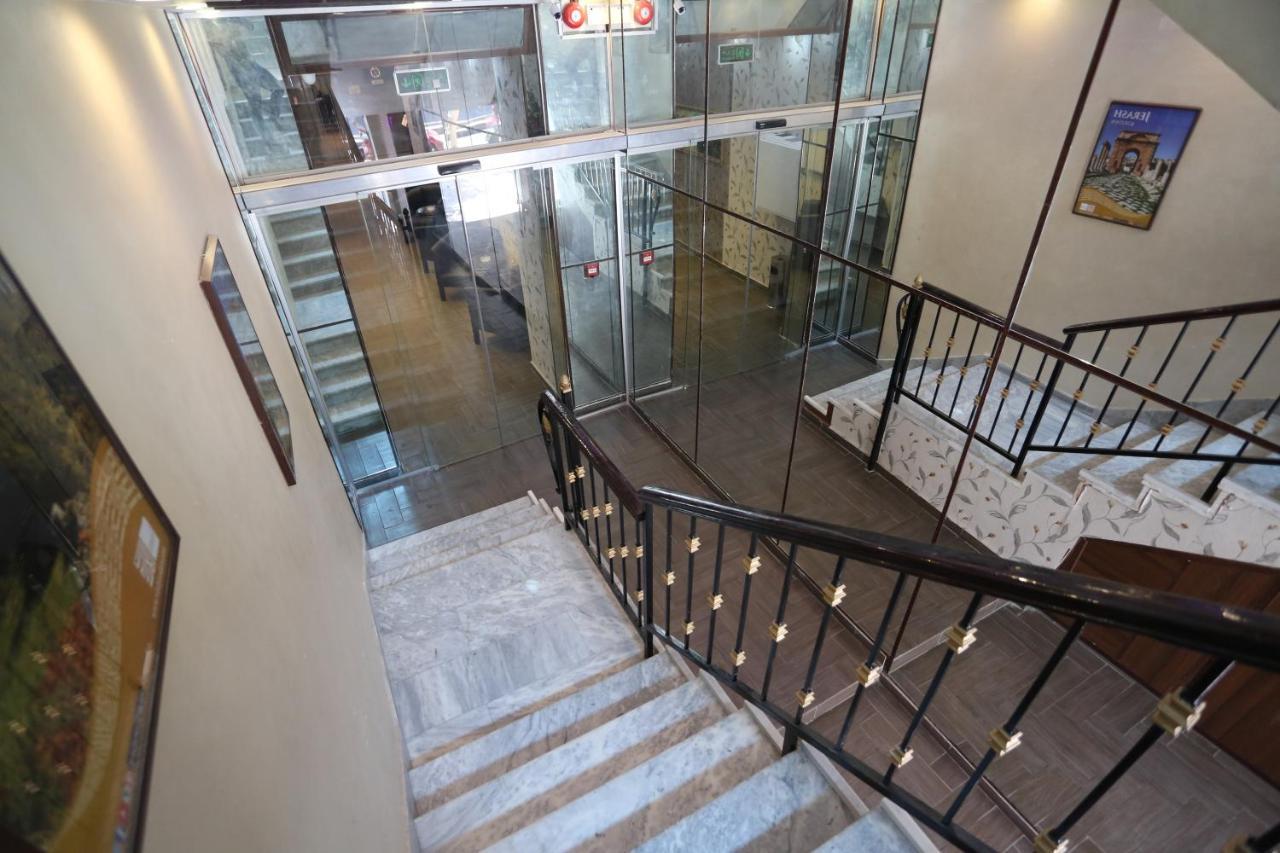 7Boys Hotel Amman Jordan