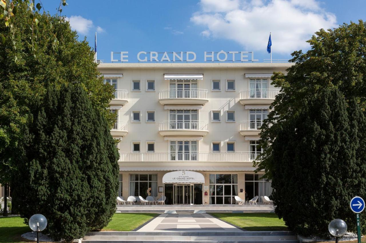 Hotel Barriere Le Grand Hotel Enghien Les Bains Enghien Les Bains