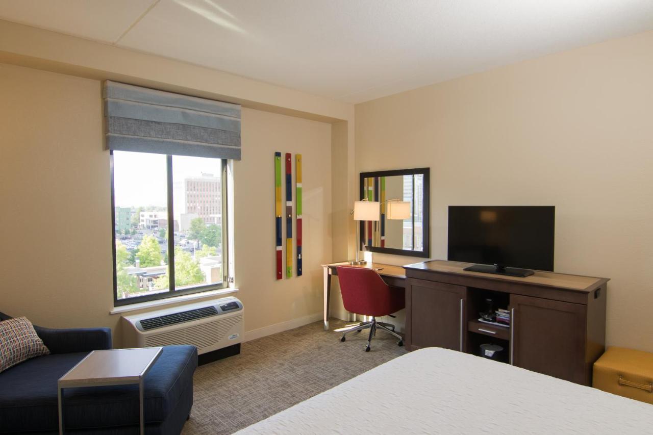 Hampton Inn & Suites Tulsa Downtown, Ok, OK - Booking.com