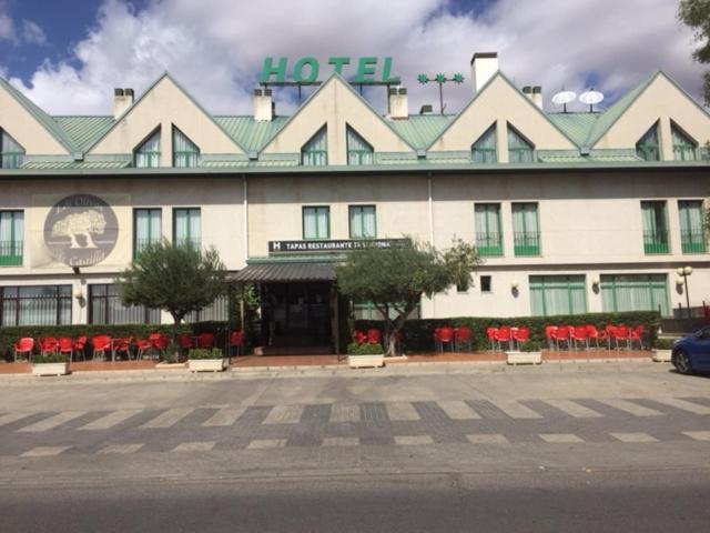 Hotels In Azuqueca De Henares Castilla-la Mancha