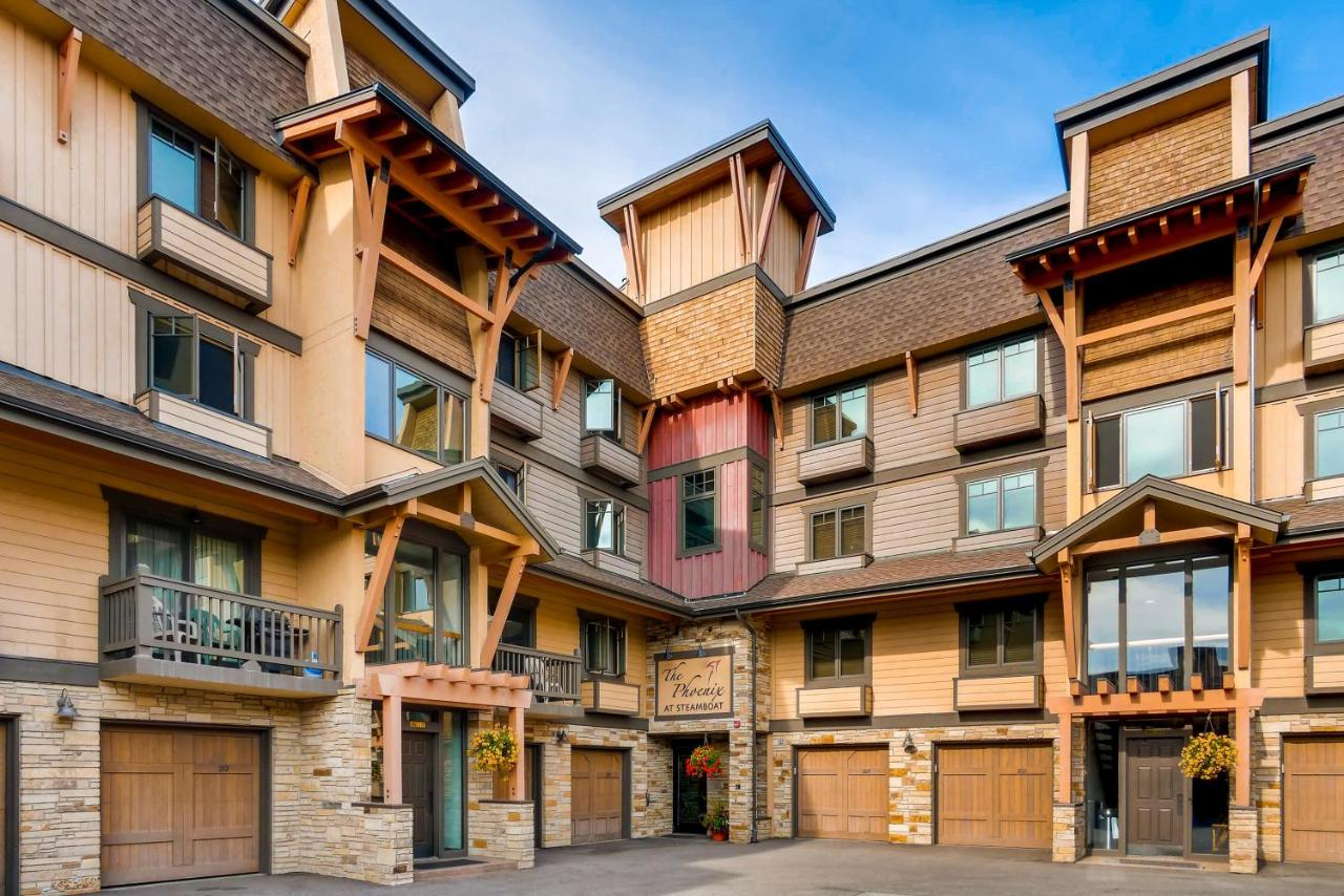 Condo Hotel The Phoenix at Steamboat by Wyndham Vacation Rentals ...