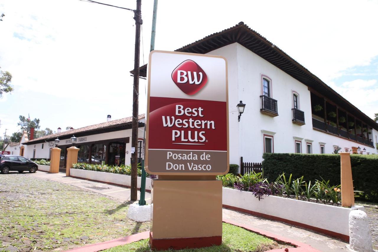 Hotel Best Western Posada de Don Vasco fe26c33226d6d